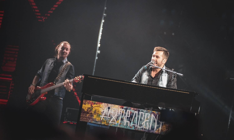 LIVE: Marek Ztracený si v O2 areně plnil sny
