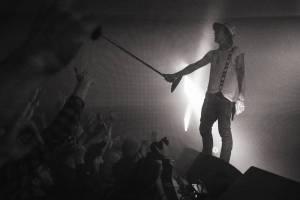 LIVE: Hrdý buran a architekt country rapu Yelawolf zboural Roxy