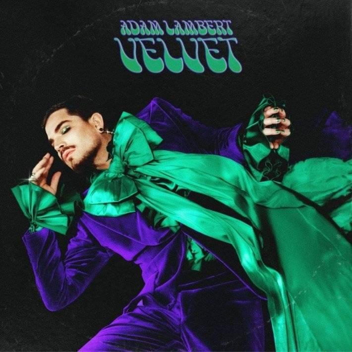 RECENZE: Adam Lambert na desce Velvet dokazuje, že není jen náhradním Freddiem Mercurym