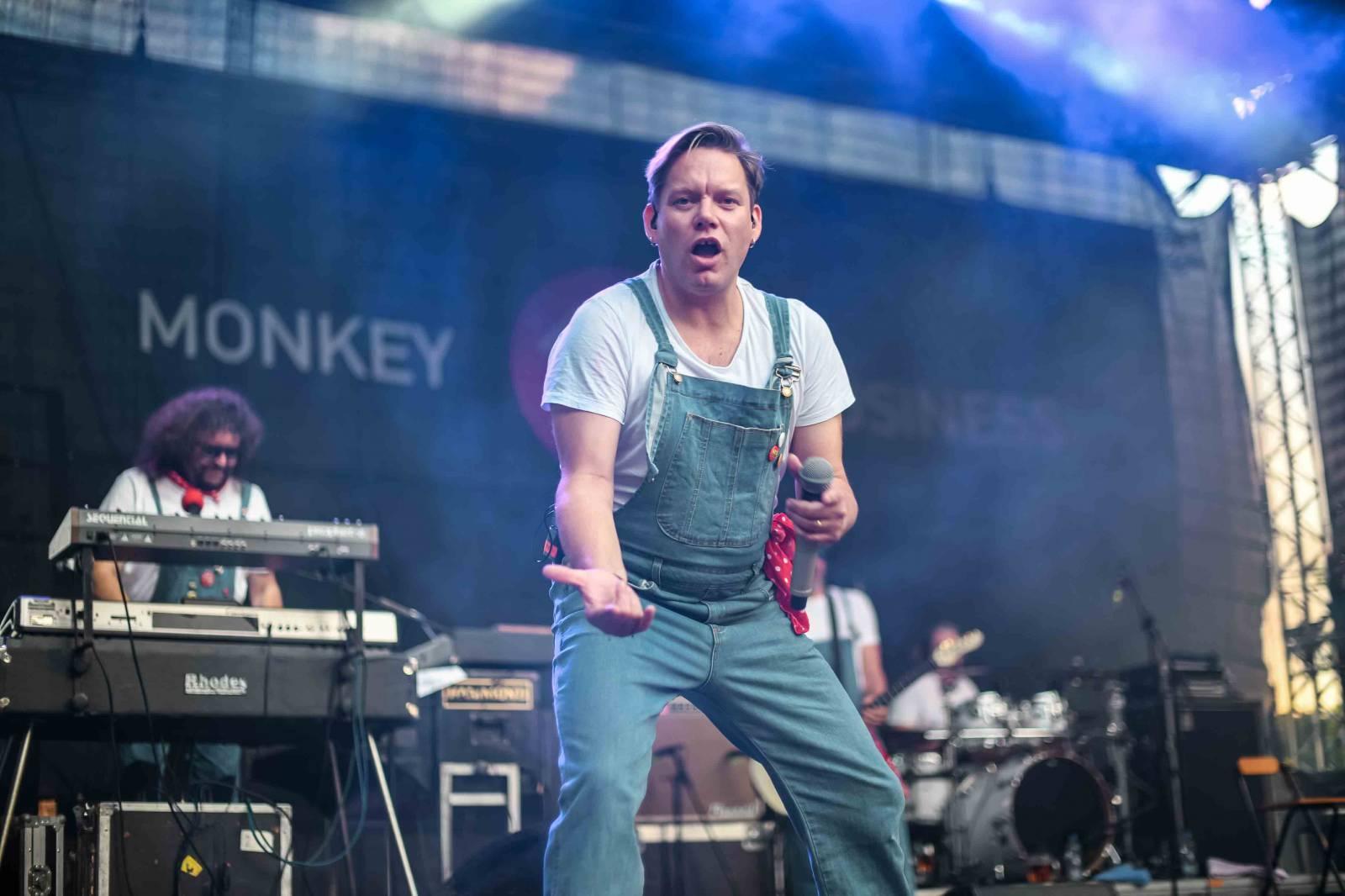 LIVE: Monkey Business oslavili dvacáté výročí ve velkém stylu a se vší parádou