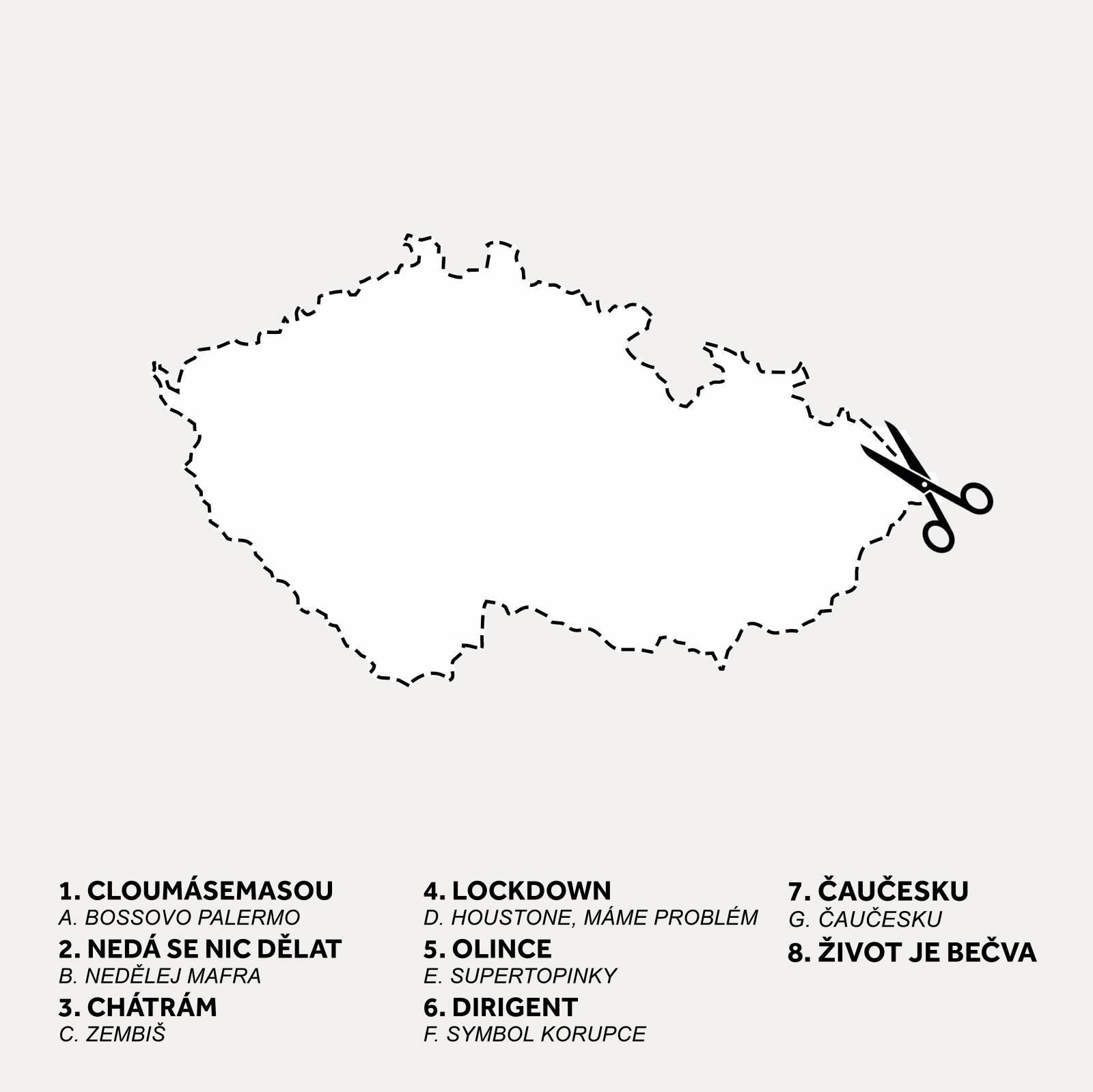 RECENZE: Tomáš Klus svým politickým antibabišovským albem příliš nepřekvapí