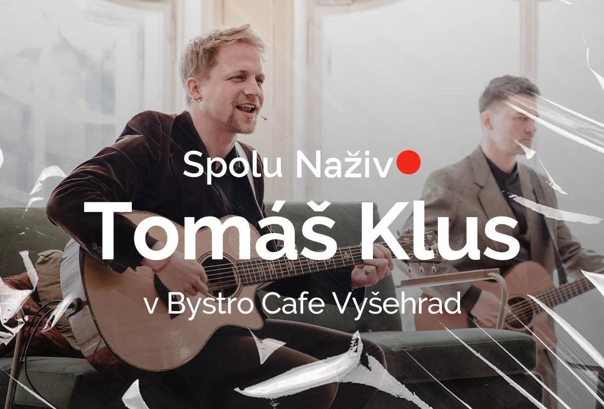 LIVE: Tomáš Klus a jeho hudební a dramatické propojení Racka v jednozáběrovém snímku