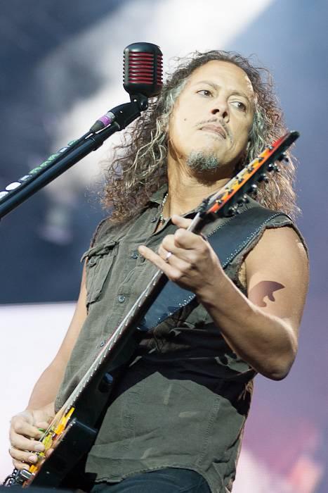 LIVE: Metallica předvedla v Praze milostný akt