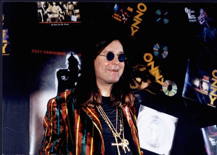 RETRO: Jaký byl Ozzy Osbourne poprvé v Česku v roce 1995?