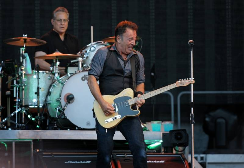 LIVE: Bruce Springsteen rozdával energii na všechny strany