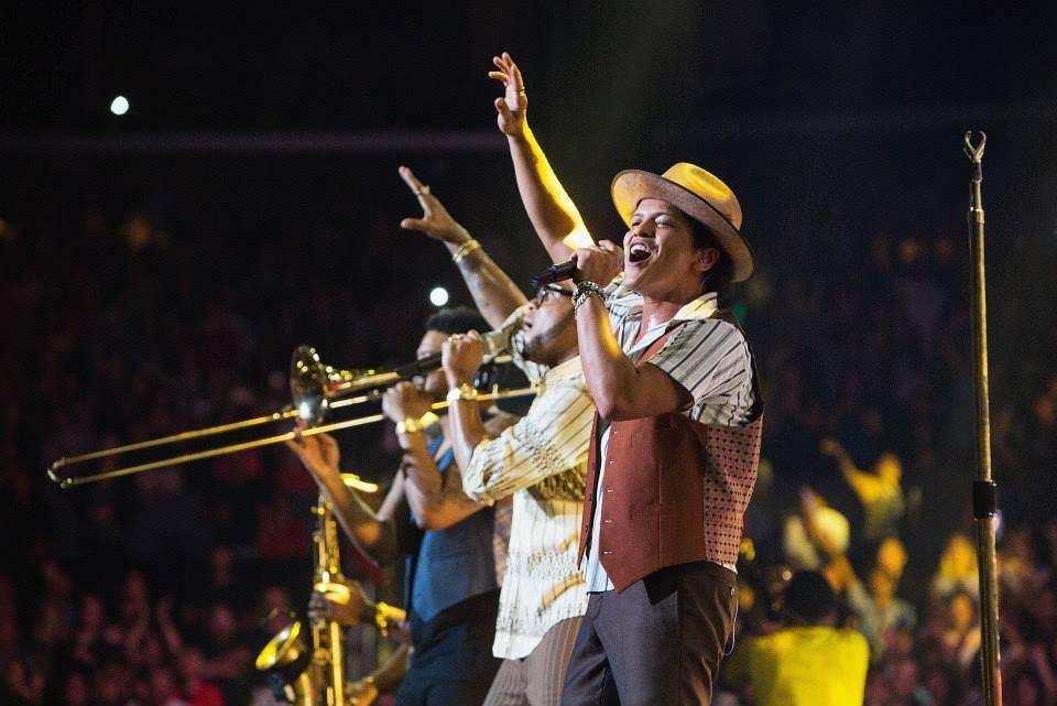 LIVE: Bruno Mars přivezl do Prahy svůj zvěřinec