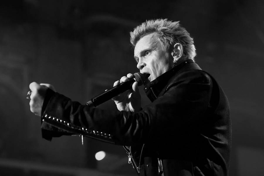 LIVE: Billy Idol v Praze - když je rebel idolem...