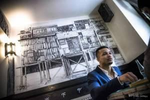 Ben Cristovao: Projekt Gladiátor je jako Forrest Gump, už běží, ale lidi o tom neví