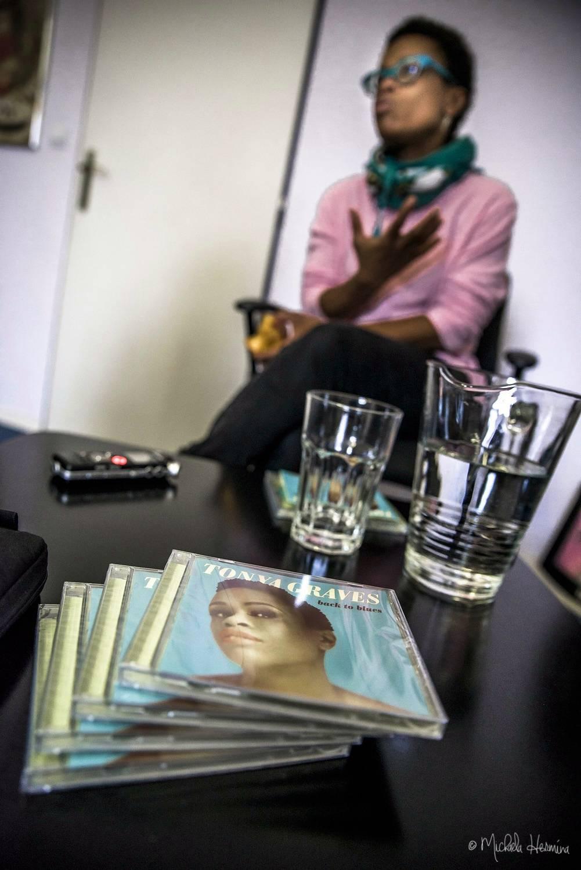 Tonya Graves interview: Blbost je všude na světě, není to exkluzivita Čechů