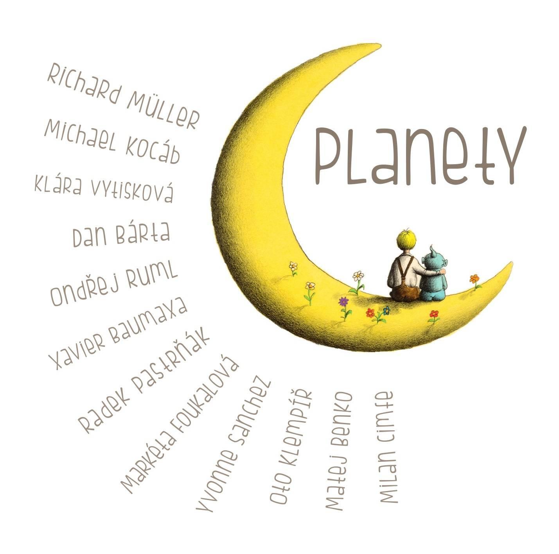 Matej Benko: Projekt Planety s českými hvězdami je pro děti i dospělé