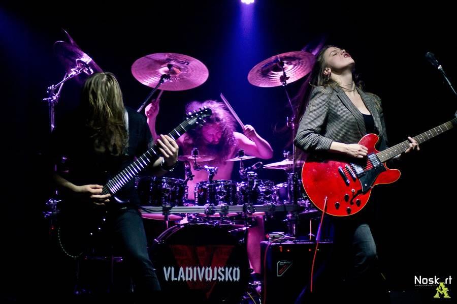 Vladivojna La Chia: První album Vladivojska vzniklo rychle a euforicky. Chtěla jsem zachytit energii, která v kapele byla