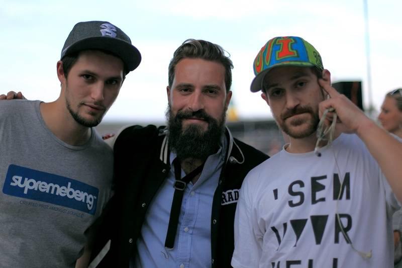 Radimo interview: Minulý rok byl pro Champion Sound krizový, teď už se ale rodí nová deska Prago Union