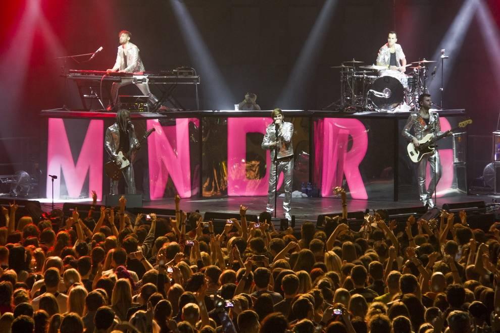 Mandrage interview: Potřebovali jsme prošoupat podpatky, tak jsme udělali taneční desku a turné