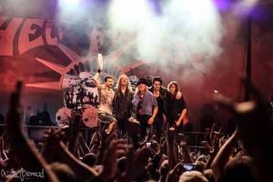Helloween interview: První Zlatou desku jsme dostali v České republice