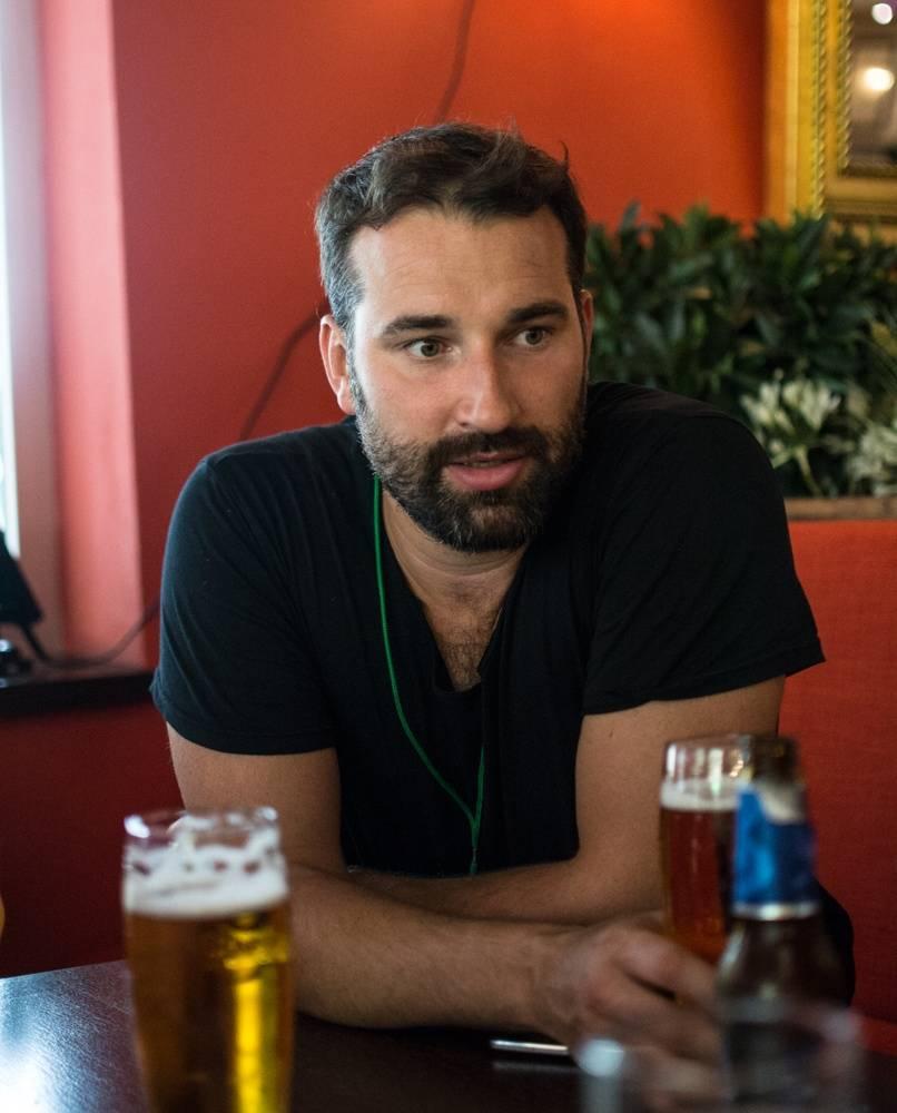 Korben Dallas interview: České ženy se usmívají více a pěkněji než ty slovenské