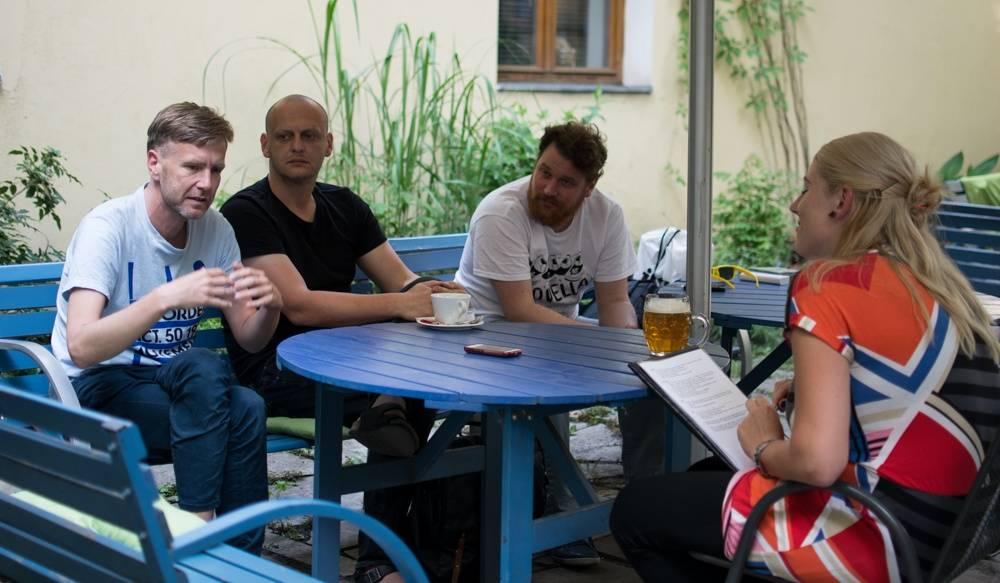 Midi Lidi interview: Nová deska je jako víno, které nebyl čas pít