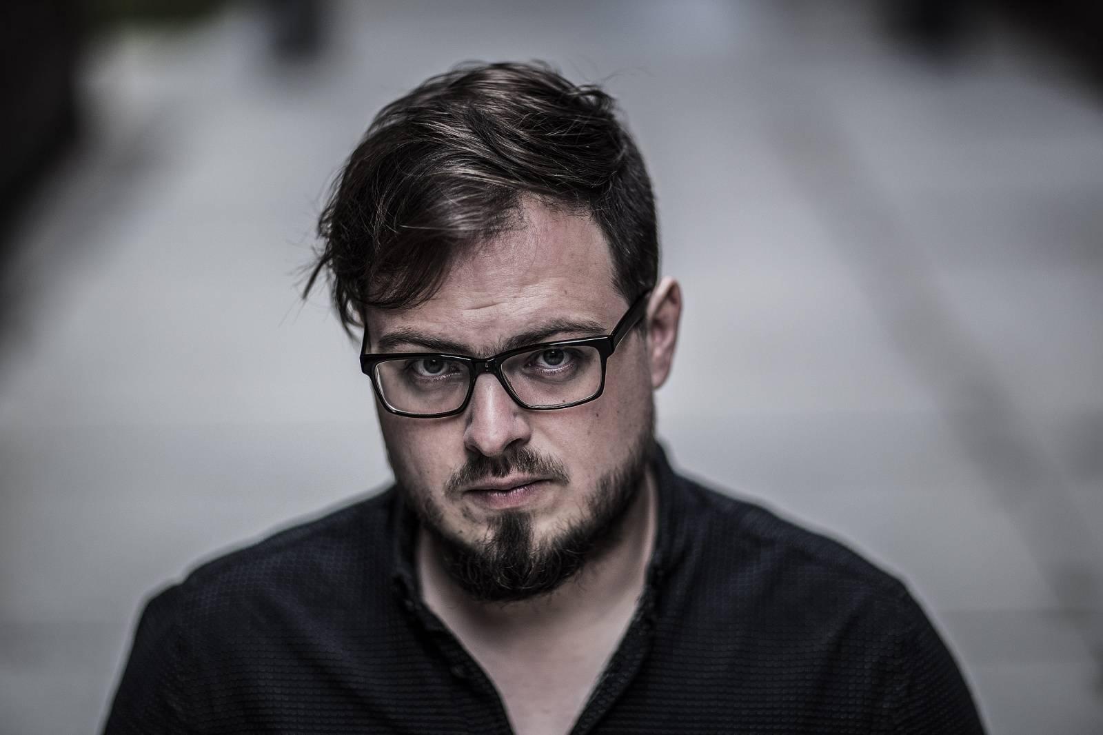 Objev české scény David Stypka: Na veselé písničky jsou tu jiní šíbři, moje deska bude o strachu