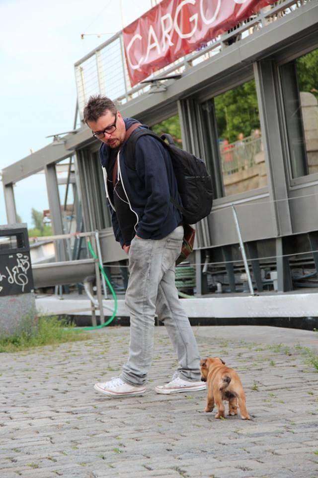 Květoslav Vršovský interview: Když plujeme s Cargo Gallery, vozíme vzduch