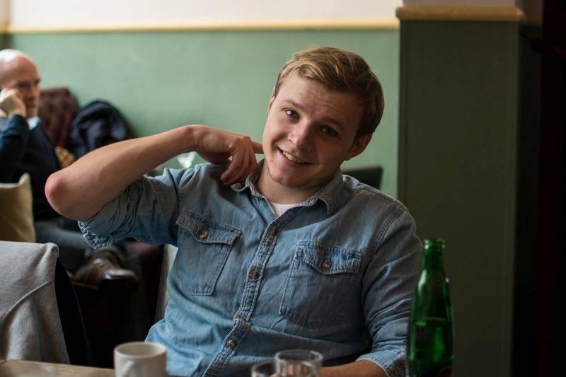 Thom Artway interview: Jak jsem dostal na desku Markétu Irglovou? Napsal jsem jí na Facebooku