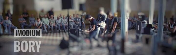 Imodium interview: Hraní ve věznici? Je to jedno z míst, na které budeme vzpomínat do smrti