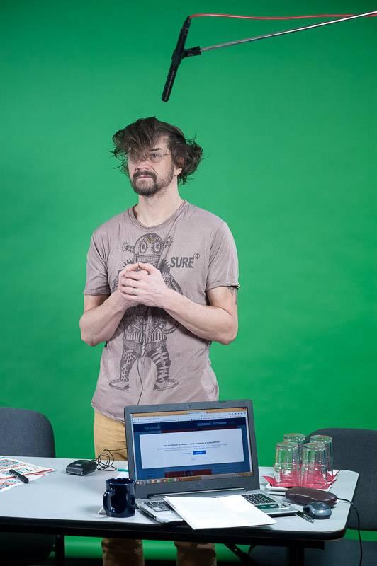VIDEOROZHOVOR - Dan Bárta (I.): Nová deska J.A.R. je tvrdší a stručnější