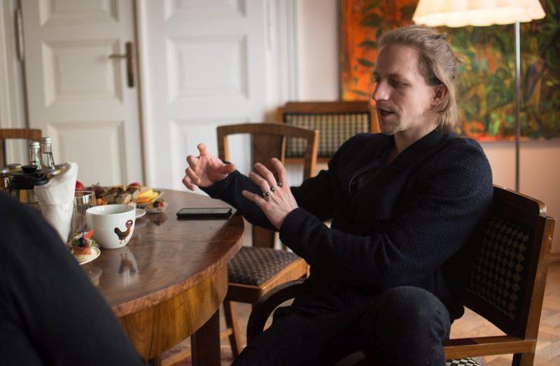 Tomáš Klus interview: Uvědomil jsem si, že už nemusím nic hledat
