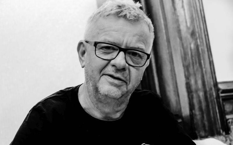 Petr Fiala (Mňága a Žďorp) interview: Kvůli lásce a češtině jsem neemigroval