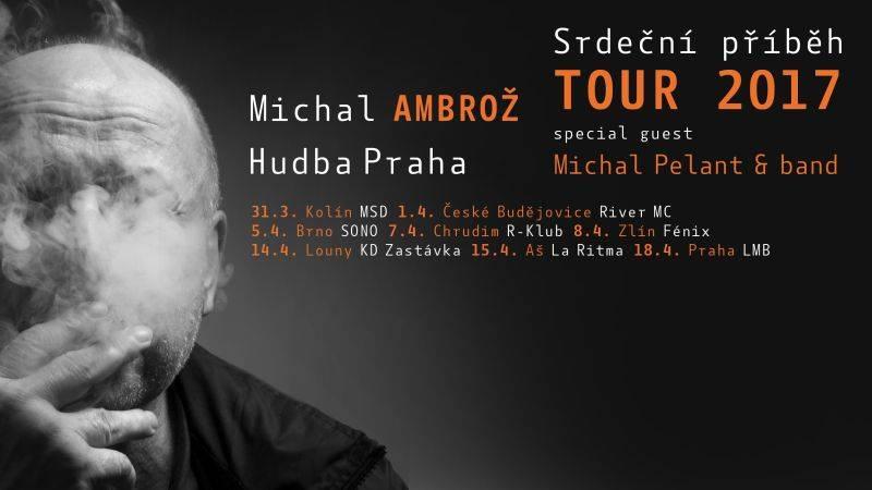 Michal Ambrož interview: Na starý kolena jsem se postavil na svoje nohy