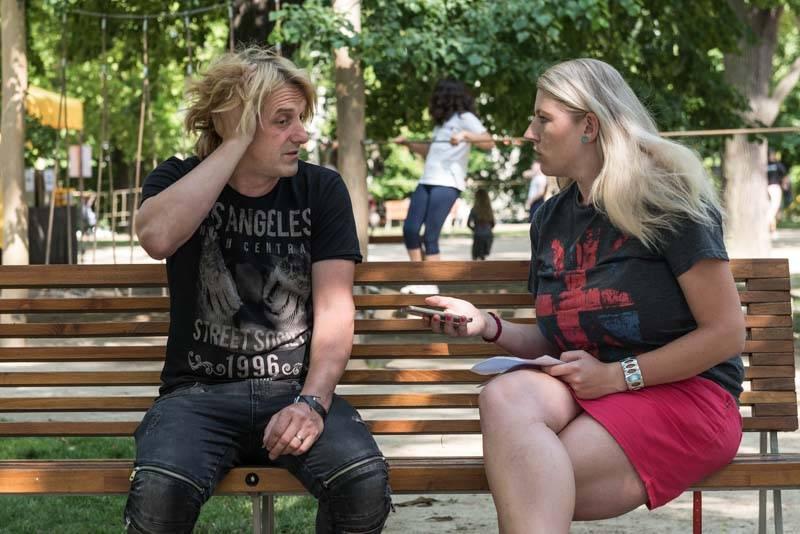 Márdi (Vypsaná fixa) interview: Skok z pódia je jeden z jasnejch důkazů, že hrajeme dobře