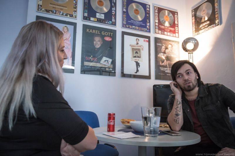 Thom Fröde (Imodium) interview: Jsem rád, že jdeme proti proudu
