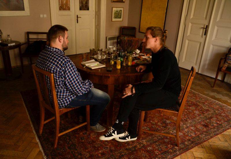 Tomáš Klus interview: Rodinu a kariéru neodděluji, jsem jen jeden člověk a nechci žít ve více světech