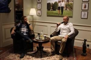 David Koller a jeho syn Adam (interview): Turné na sezení? Jednou při koncertě lidé skákali po sedačkách