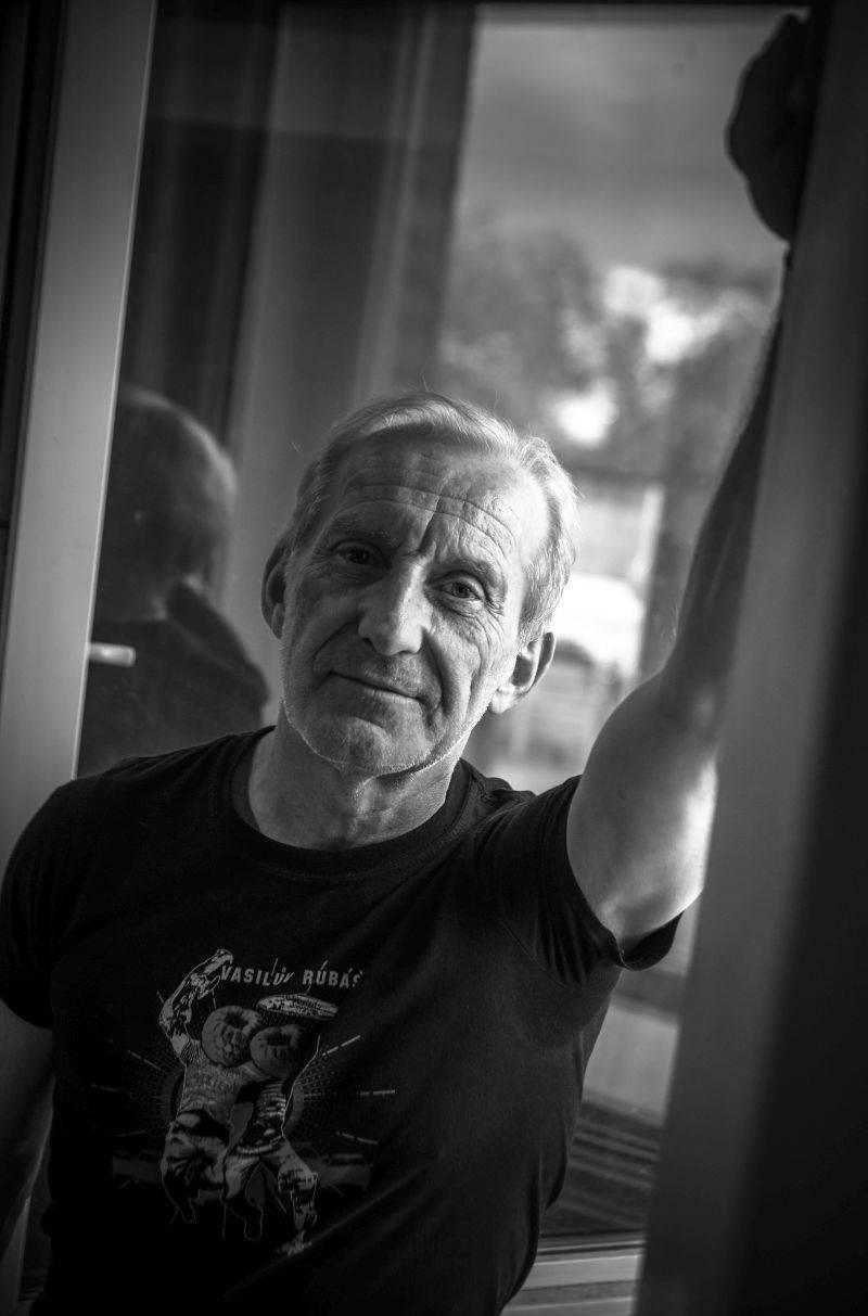 František Černý (Čechomor) interview: V lidovkách jsem našel národní poklad