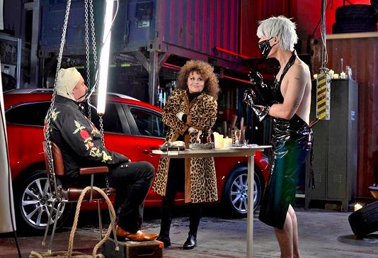Bruno Ferrari interview: Jitka Zelenková je úžasně zábavná