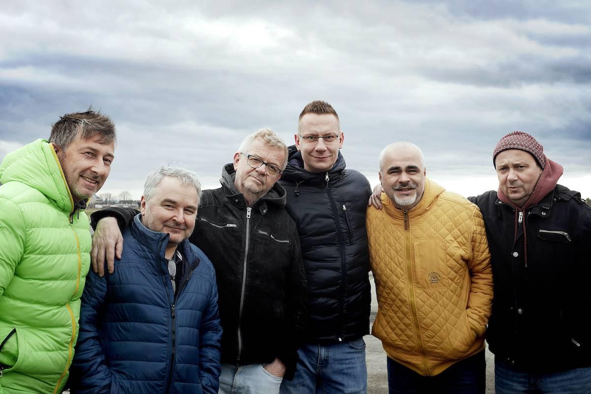 Petr Fiala (Mňága a Žďorp) interview: Po návštěvě Černobylu si všeho vážíš víc