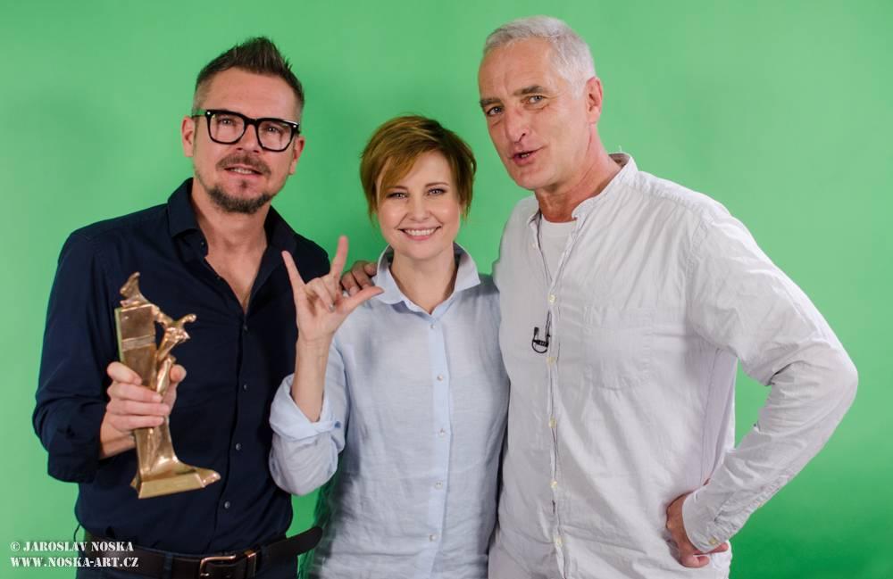 VIDEOROZHOVOR – Tomáš Hanák a Jitka Schneiderová: Žebřík má grády a koncentruje tolik muzikantů, že už nemusíš jezdit nikam jinam
