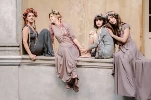 Vesna interview: Folklór byl pro nás nepopsaný list, našly jsme v něm hloubku