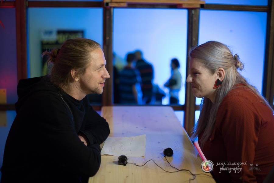 VIDEOROZHOVOR: Tomáš Klus na Žebříku - Je čas, abychom začali být Spolu. Pojmenuji tak novou desku