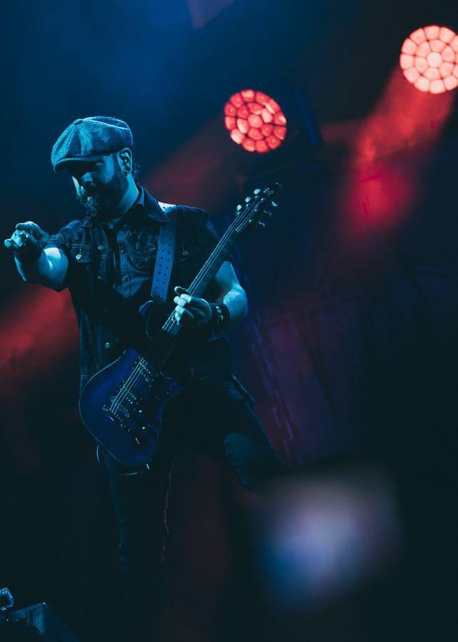 Volbeat interview: V hudbě nejsou pravidla, neustále se něco učíme