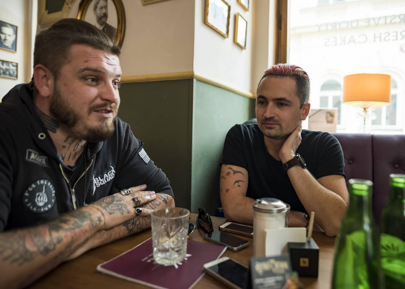 Rybičky 48 interview: V Americe si trávu objednáš jak pizzu