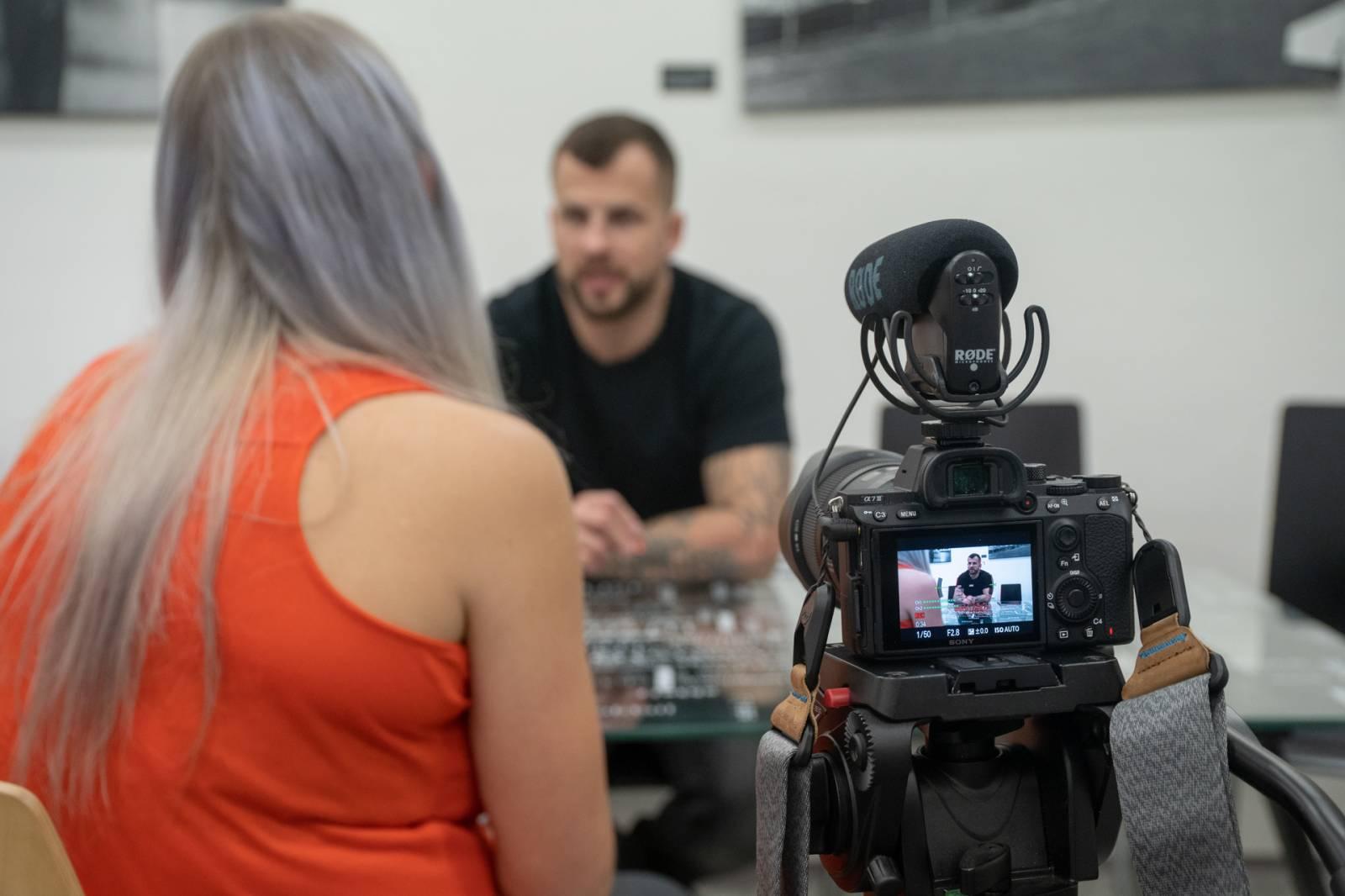 VIDEOROZHOVOR: Marpo na Žebříku - Za 33 let jsem toho zažil víc než řada lidí za celý život