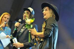 VIDEOROZHOVOR: Barbora Poláková - Mám pocit, že za cenu na Žebříku mohou koncerty