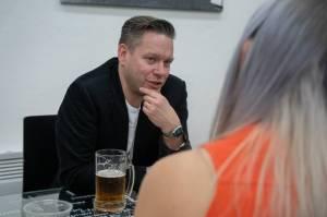 VIDEOROZHOVOR: Matěj Ruppert - Monkey Business jsou nejlepší kapelou v Česku i na Slovensku