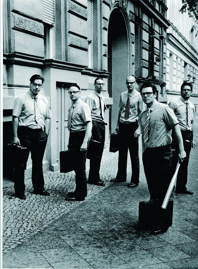 RETRO: Rozhovor s Rammstein z roku 2005 před koncertem v Ostravě: S kytarou je to jako se ženou