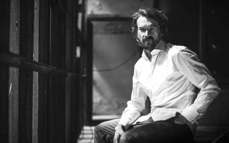 Dan Bárta interview: Když se k hudbě přidá radost, může vzniknout mnoho krásného a zábavného