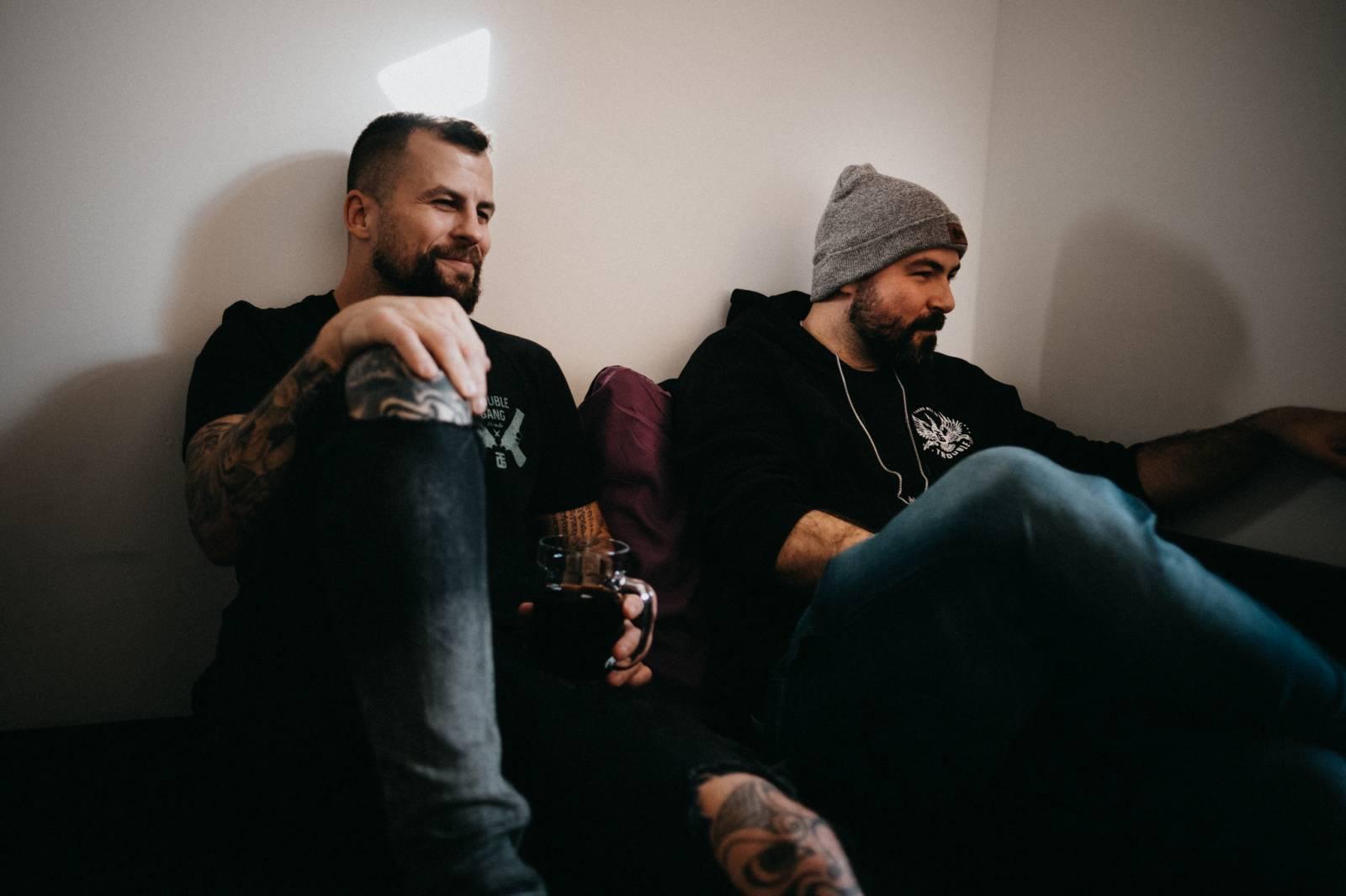 Marpo & TroubleGang interview: Vytvořili jsme něco, co se na české scéně ještě nikomu nepodařilo