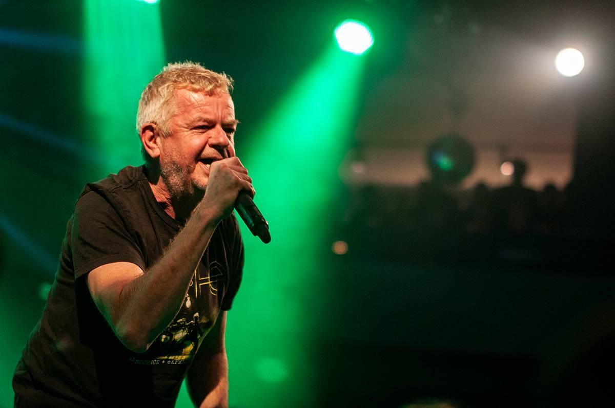 VIDEOROZHOVOR: Mňága a Žďorp: Písně z Třecích ploch zůstanou v playlistu navždy. Na kapelu, která hraje 32 let, je to bomba