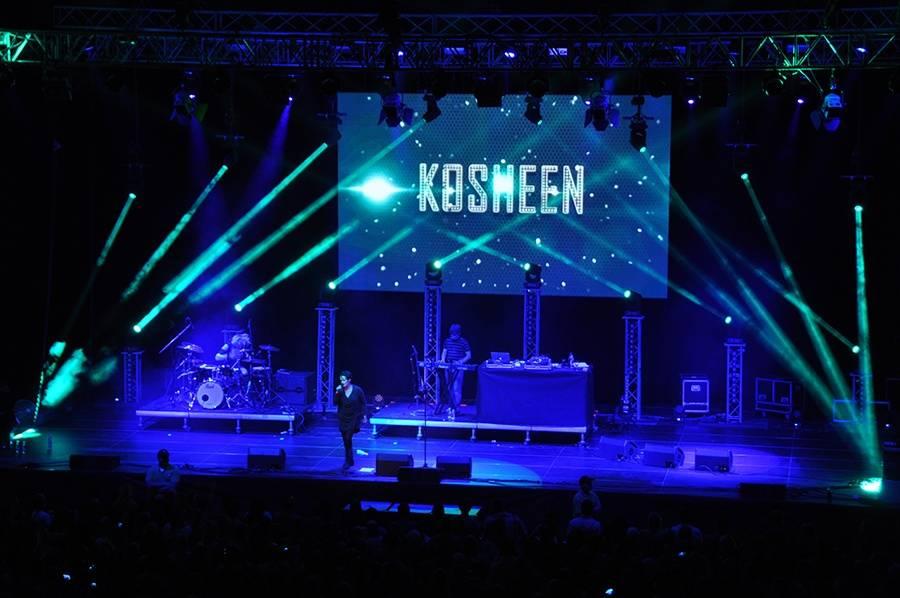 Sian Evans (Kosheen) interview: Připravovala jsem akustické koncerty, ale promotéři chtějí stále elektronické Kosheen