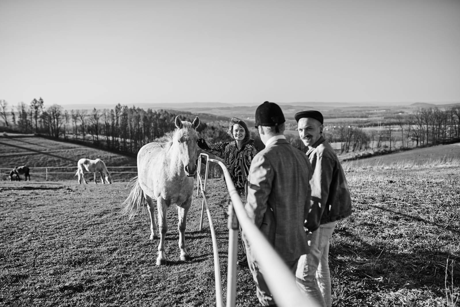 ROZHOVOR | Koňe a Prase: Pravdu říkáme jenom doma manželkám