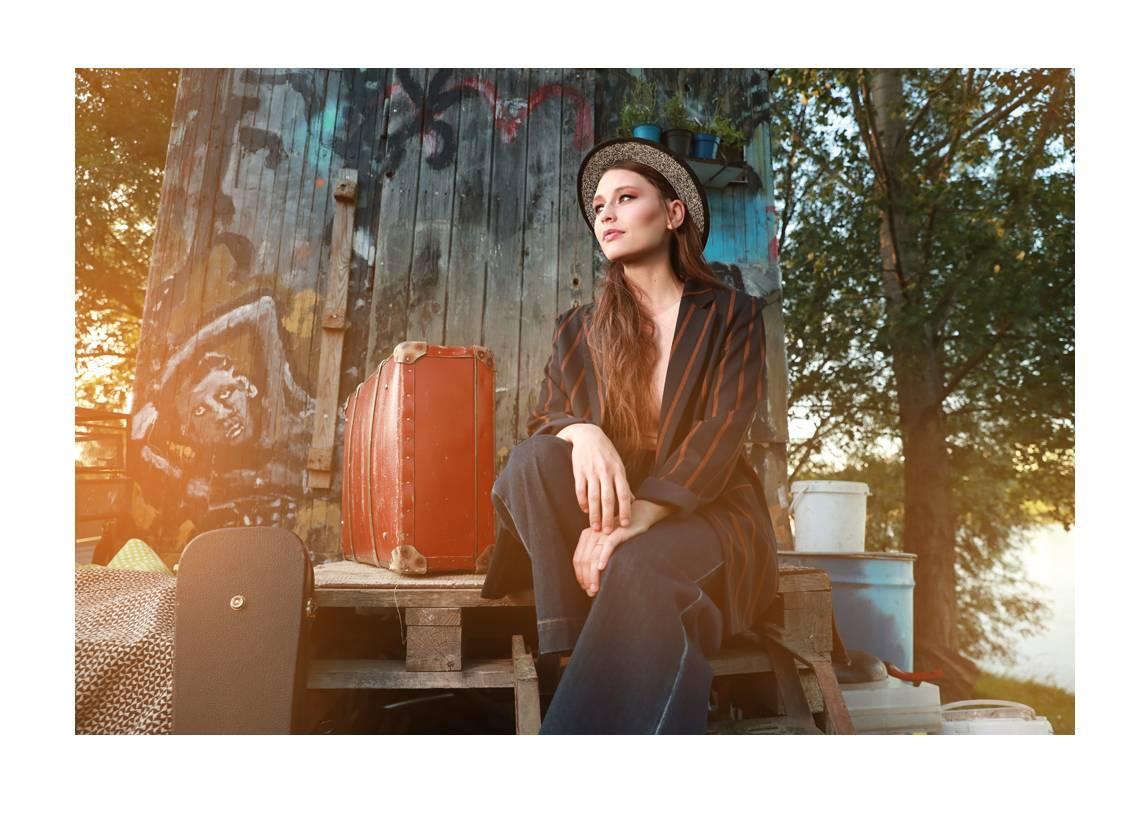 ROZHOVOR | Kateřina Marie Tichá o samotě, poezii, nervozitě i hlubinách oceánu